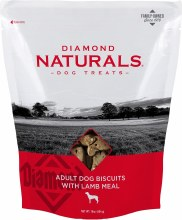 Diamond Naturals Adult Dog Biscuits with Lamb Meal 16oz
