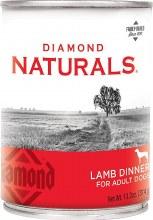 Diamond Naturals Adult Lamb Dinner 13.2oz