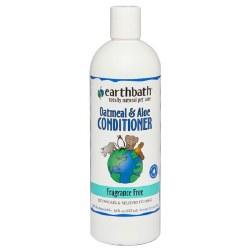 Earthbath Oatmeal and Aloe Conditioner Fragrance Free 16oz