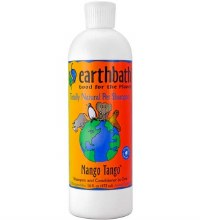 Earthbath 2-in-1 Conditioning Shampoo in Mango Tango 16oz