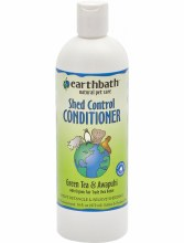 Earthbath Shed Control Conditioner in Green tea and Awapuhi 16oz