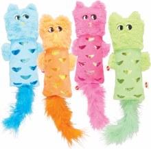 SPOT Cat Hug N' Kick Shimmer Glimmer Toy