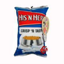 """SPOT Fun Food His N' Her Chips 8"""""""