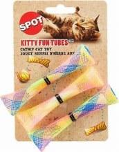 "SPOT Cat Kitty Fun Tubes 3.25"""