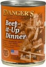 Evanger's Cat Beef It Up Dinner 12.8oz