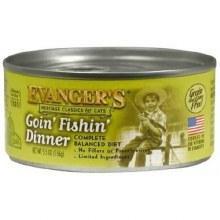 Evanger's Cat Goin' Fishin' Dinner Pate 5.5oz