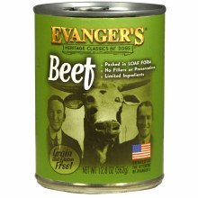 Evanger's Dog Heritage Class Beef Pate 12.8oz