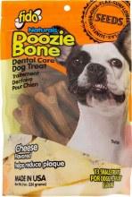 Fido Naturals Doozie Bone Dental Treats Cheese Flavor Small 13 Pack