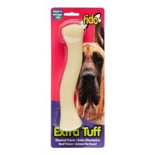 Fido Extra-Tuff Dental Care Chew Toy Beef Flavor Large