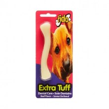 Fido Extra-Tuff Dental Care Chew Toy Beef Flavor Small