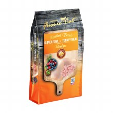 Fussie Cat Guinea Fowl and Turkey Meal 10lb