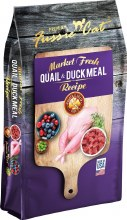 Fussie Cat Quail and Duck Meal 4lb