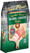 Fussie Cat Salmon and Chicken Meal 4lb