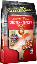 Fussie Cat Chicken and Turkey Meal 4lb