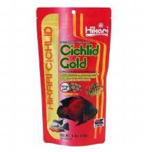 Hikari Cichlid Gold Large Pellet 2oz