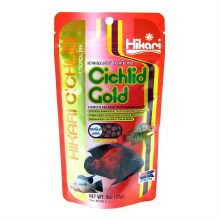 Hikari Cichlid Gold Medium Pellet 2oz