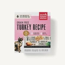 Honest Kitchen Cat Dehydrated Grain Free Turkey Recipe (Grace) 2lb