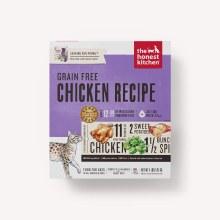 Honest Kitchen Cat Dehydrated Grain Free Chicken Recipe (Prowl) 4lb
