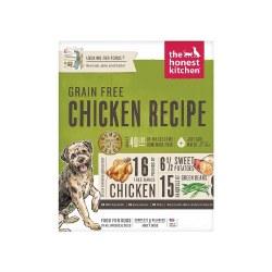 Honest Kitchen Dog Dehydrated Grain Free Chicken Recipe (Force) 4lb