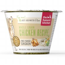 Honest Kitchen Dog Dehydrated Whole Grain Chicken Recipe (Revel) 1.75oz