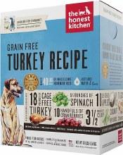 Honest Kitchen Dog Dehydrated Grain Free Turkey Recipe (Embark) 10lb