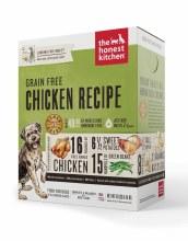 Honest Kitchen Dog Dehydrated Grain Free Chicken Recipe (Force) 10lb