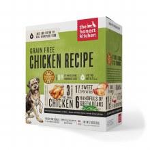 Honest Kitchen Dog Dehydrated Grain Free Chicken Recipe (Force) 2lb