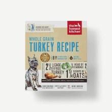 Honest Kitchen Dog Dehydrated Whole Grain Turkey Recipe (Keen) 2lb
