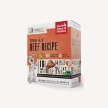 Honest Kitchen Dog Dehydrated Grain Free Beef Recipe (Love) 10lb