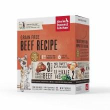 Honest Kitchen Dog Dehydrated Grain Free Beef Recipe (Love) 2lb