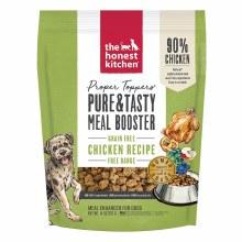 Honest Kitchen Dog Proper Toppers Grain Free Chicken Recipe 14oz
