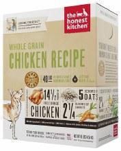 Honest Kitchen Dog Dehydrated Whole Grain Chicken Recipe (Revel) 10lb
