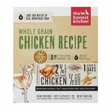Honest Kitchen Dog Dehydrated Whole Grain Chicken Recipe (Revel) 2lb