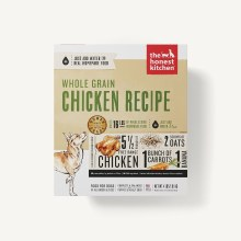 Honest Kitchen Dog Dehydrated Whole Grain Chicken Recipe (Revel) 4lb