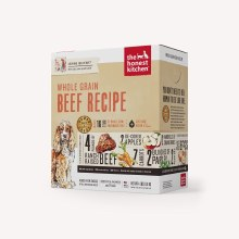 Honest Kitchen Dog Dehydrated Whole Grain Beef Recipe (Verve) 4lb