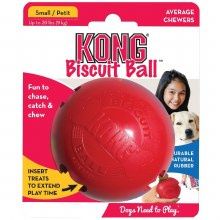 Kong Biscuit Ball Small