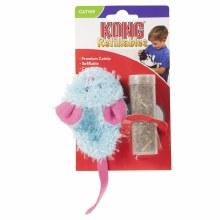 Kong Cat Refillable Fuzzy Slipper