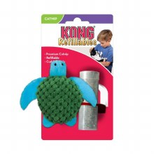 Kong Cat Refillable Turtle