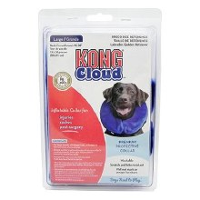 Kong Cloud Soft Inflatable Collar Large
