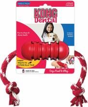 Kong Dental with Rope Medium