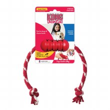 Kong Dental with Rope Small