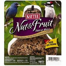Kaytee Nut and Fruit Seed Treat Bell 15oz