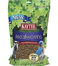 Kaytee Dried Mealworms Pouch 17.6oz