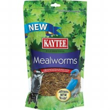Kaytee Dried Mealworms Pouch 7oz