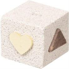 Kaytee Natural Lava Block with Wood Chews