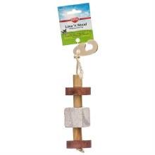 Kaytee Lava 'n Wood Hanging Toy