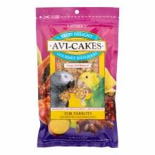 Lafeber Fruit Delight Avi-Cakes for Parrots 8oz