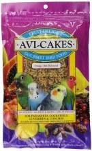 Lafeber Fruit Delight Avi-Cakes for Small Birds 8oz