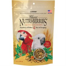 Lafeber Classic Macaw and Cockatoo Nutri-Berries 10oz