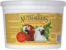 Lafeber Classic Macaw and Cockatoo Nutri-Berries 3.5lb